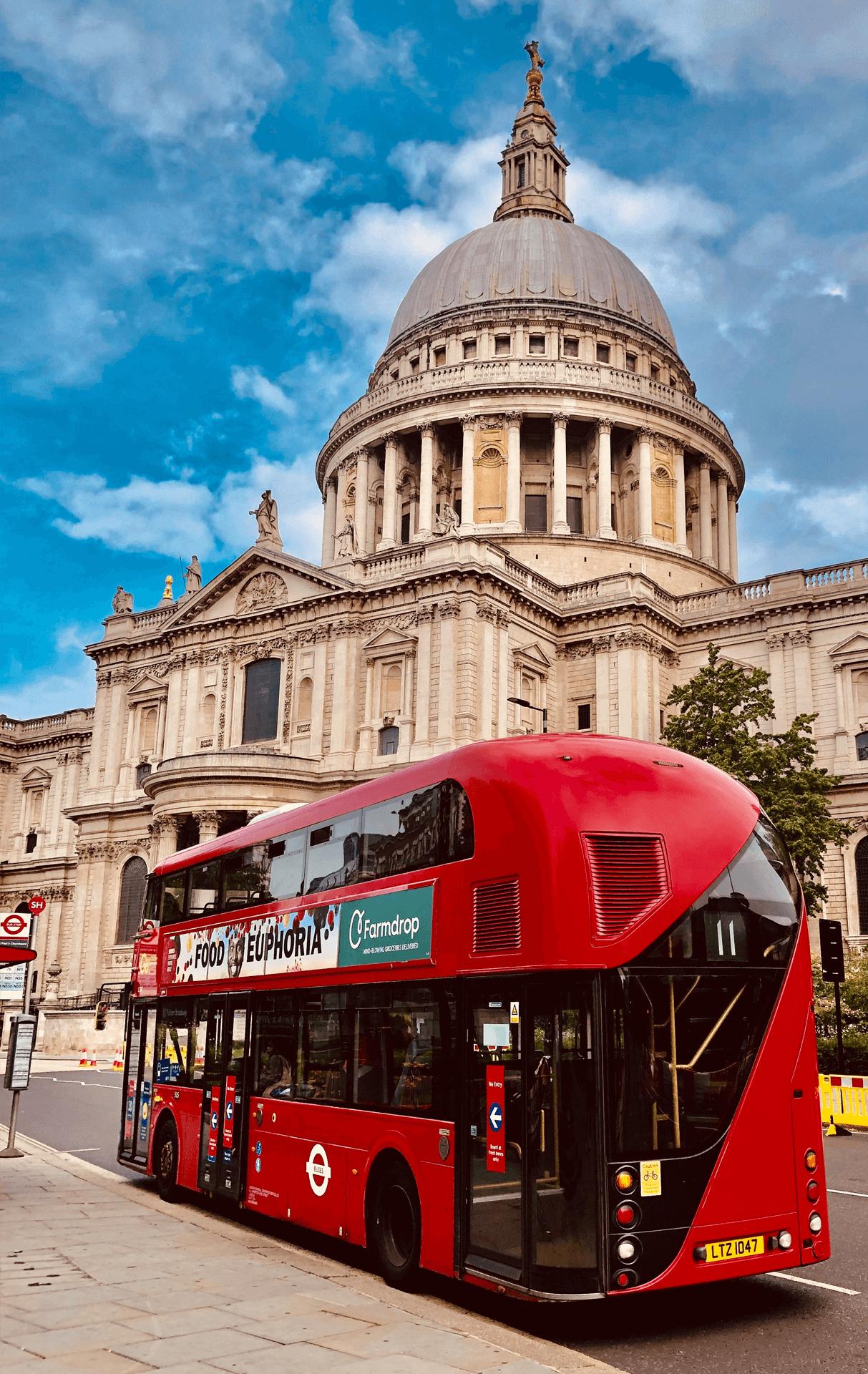 London St. Pauls